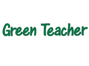 Green Teacher logo
